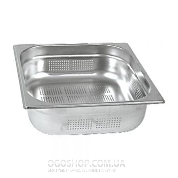 Гастроёмкость GN 2/3 Kitchen Line Hendi 807224 (Н-65 мм)